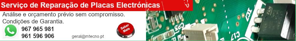 Serviço de Reparações de Placas Electrónicas