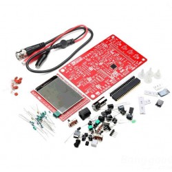 "DSO138 2.4"" TFT DIY Digital Oscilloscope Kit Electronic Learning Set 1Msps 2HO3"