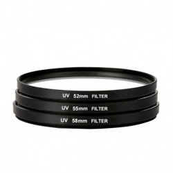 UV Ultra Violet Filter Lens...