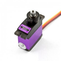 MG91 13g 2.6KG Torque Metal Gear Digital Servo