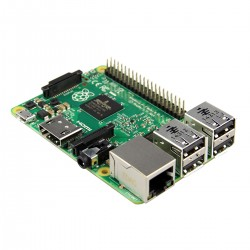 Raspberry Pi 2 Model B ARM7 Quad Core CPU 1GB RAM 900MHz Support Windows 10 Ubuntu etc.