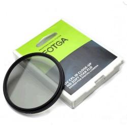 Filtro CPL Fotga 58mm para Canon Nikon Sony Olympus Camera