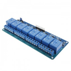 5V 8 Channel Relay Module Board For Arduino PIC AVR DSP ARM