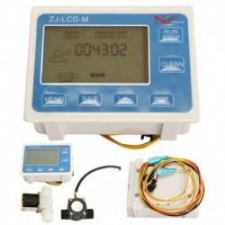 1/2 Water Flow Control LCD...