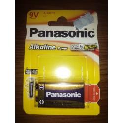 Panasonic Akaline 9V 6LR61