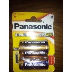 Panasonic Alkaline C LR14 1,5V
