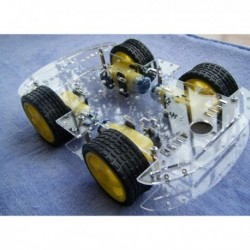 4WD Smart Robot Car Chassis...