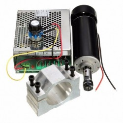 500W Spindle Motor with...