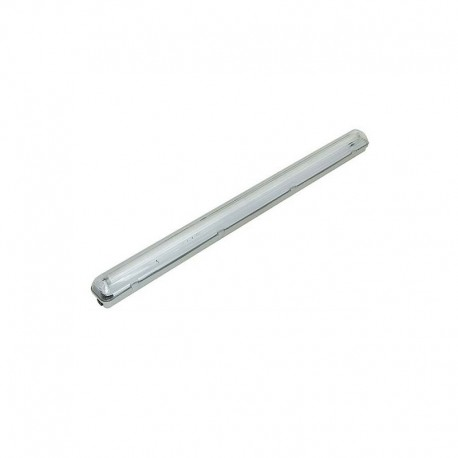 Armadura Led 0.60cm (p/ 2 tubos)