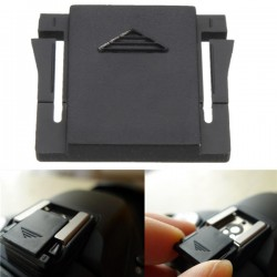 BS-1 Hot Shoe Hotshoe Cover Cap Protector For Canon Nikon Sony Olympus DSLR SLR Camera