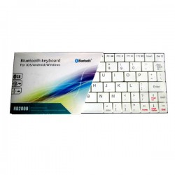 Teclado Bluetooth / Wireless keyboard HB2000