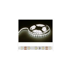 Fita de 300 LEDs SMD 3528 IP20 5.0m 12VDC/2A (24W) branco quente 3000K