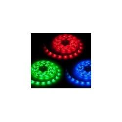 Kit completo de fita de LED RGB de 150 LEDs SMD5050 5m + fonte de alimentação + controlador RGB - Vipow