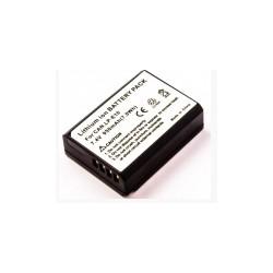 Bateria para câmara compatível com Canon LP-E10 7.4V 950mAh 7.0Wh Li-Ion