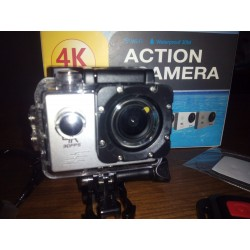 Action Camera c/ comando Ultra HD 4K