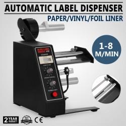 Dispensador Automático de Etiquetas Autocolantes