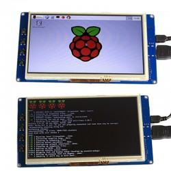 7inch HDMI LCD 800×480 Capacitive Touch Screen LCD for Raspberry Pi 2 Banana Pi