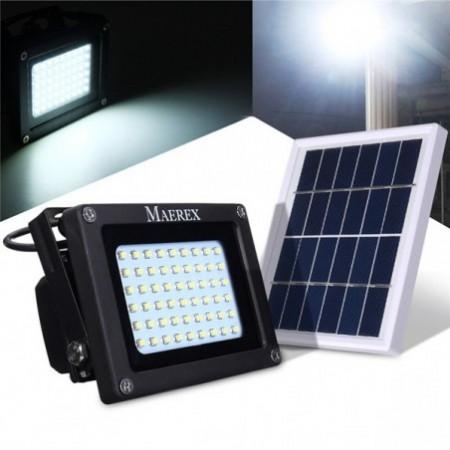 Solar Powered 54 LED Sensor...