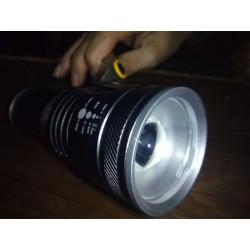 Lanterna LED - Função Zoom