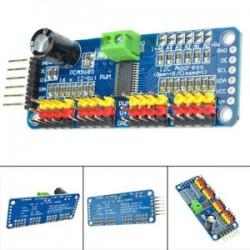 PCA9685 16-Channel 12-bit...