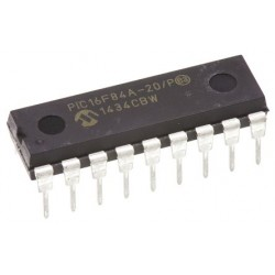 PIC 8 bit 68 B RAM Flash,...