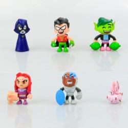 Teen Titans Go - Conjunto 6