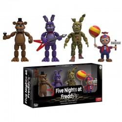 FNAF 4 figuras em caixa 5cm