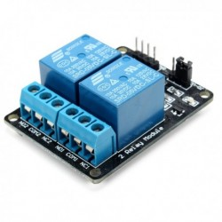 2 Way Relay Module With...