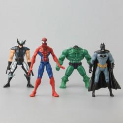 Os Vingadores Conj 8...