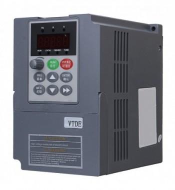 2.2KW 3PH 380V VFD Inverter...