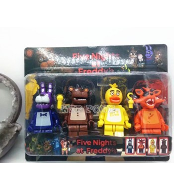 4 Pcs/lot 12 Cm Game FNAF...