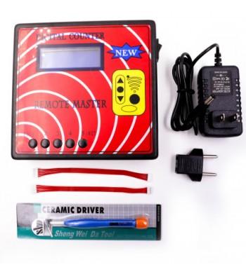 Frequencímetro e Duplicador...