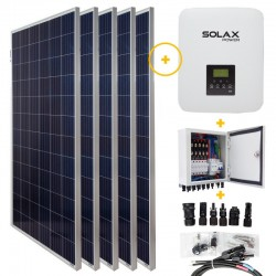 KitSolar Fotovoltaico  7KW 3 FasesRede conectada