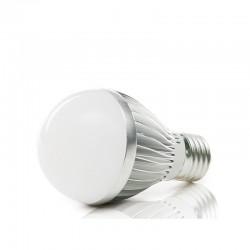 Lâmpada Esférica LED E27 7W 630Lm 30.000H