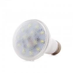 Lâmpada de LED Cerâmica R63 E27 7W 460-560Lm 30.000H