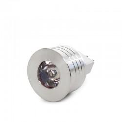 Lâmpada de LED 1W GU5,3 12V 90Lm 30.000H