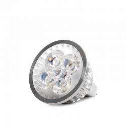 Lâmpada de LED Epistar GU5,3 Mr16 24V 4W 300Lm 50.000H