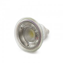 Lâmpada de LED COB GU5,3 Mr16 5W 350Lm 30.000H