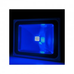 Projetor LED IP65 Brico 50W 4250Lm 30.000H  Azul