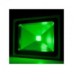 Projetor LEDs para Exterior BRICO 50W 4250Lm 30.000H Verde
