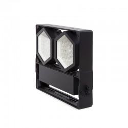 Projetor LED IP66 200W 145Lm/W Cree 3030 60º Driver Meanwell HLG