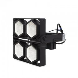 Projetor LED IP66 400W 145Lm/W Cree 3030 60º Driver Meanwell HLG