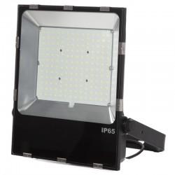 Projetor Led Slimline Lumileds LED 3030  150W 18000Lm IP65 50000H Ajustável