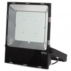 Projetor Led Slimline Lumileds LED 3030  200W 24000Lm IP65 50000H Ajustável