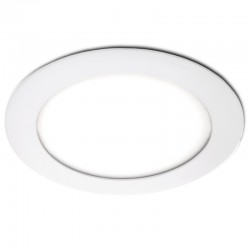 LED Downlight Slimline Circular  120Mm 6W 400Lm 30.000H