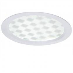 LED Downlight Slimline Circular Cuadricula Ø220Mm 18W 1440Lm 30.000H
