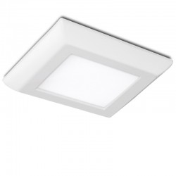 Placa de LEDs Quadrada Style 80 x 80mm 3W 230Lm 30.000H