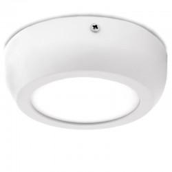 Luz de Teto LED Circular Montagem Em Superfície Style 120Mm 6W 470Lm 30.000H